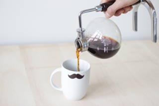 Kaffeezubereitung mit dem Syphon
