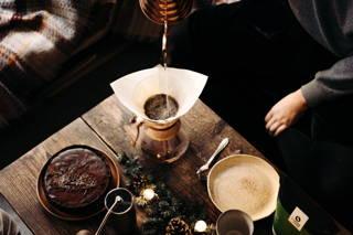 Limu Kaffeeklatsch an Weihnachten