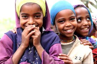 Die Kinder aus der Limu Region