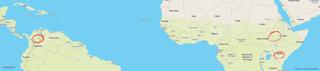 Herkunft Karibu Efaa