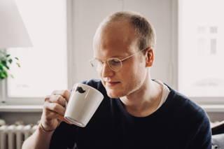 Auf einen Kaffee am Nachmittag