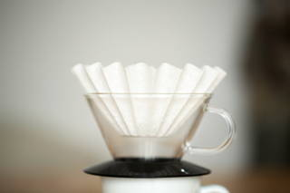Kaffee zubereiten - der Filter macht's