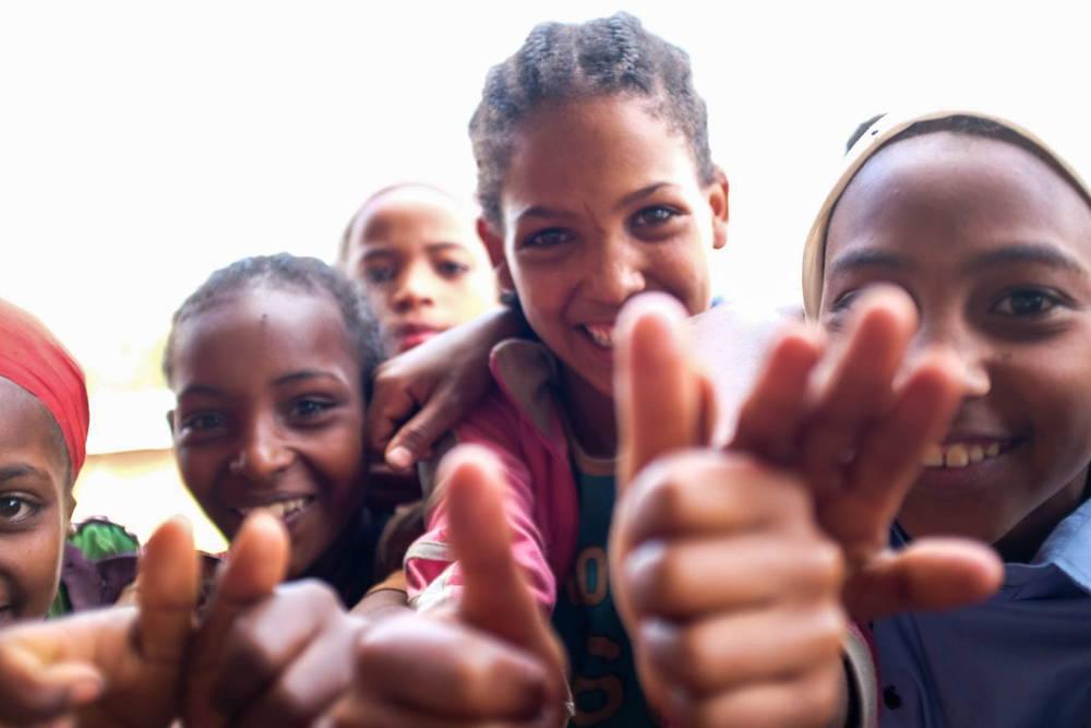2015: Schulerweiterung für 1.086 Kinder in Doyo (30.000 €)