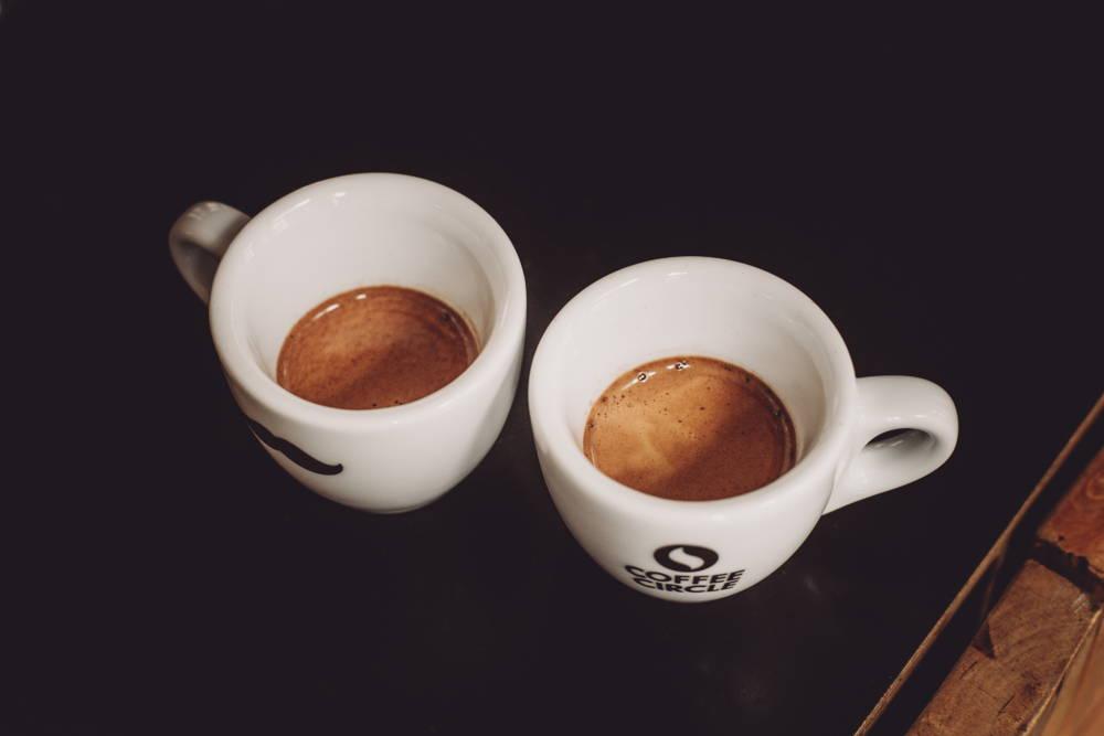 Fertig ist dein Espresso!