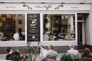 Rösterei und Café