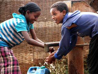 Trinkwasserversorgung für 18.900 Menschen