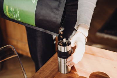 Porlex Mini Tall Hand Kaffeemühle