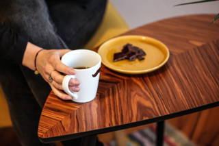 Kaffeeschokolade von Belyzium