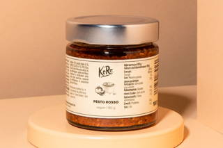 Pesto Rosso von Koro