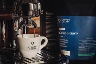 Grano Gayo Espresso aus der Coffee Circle Espressotasse