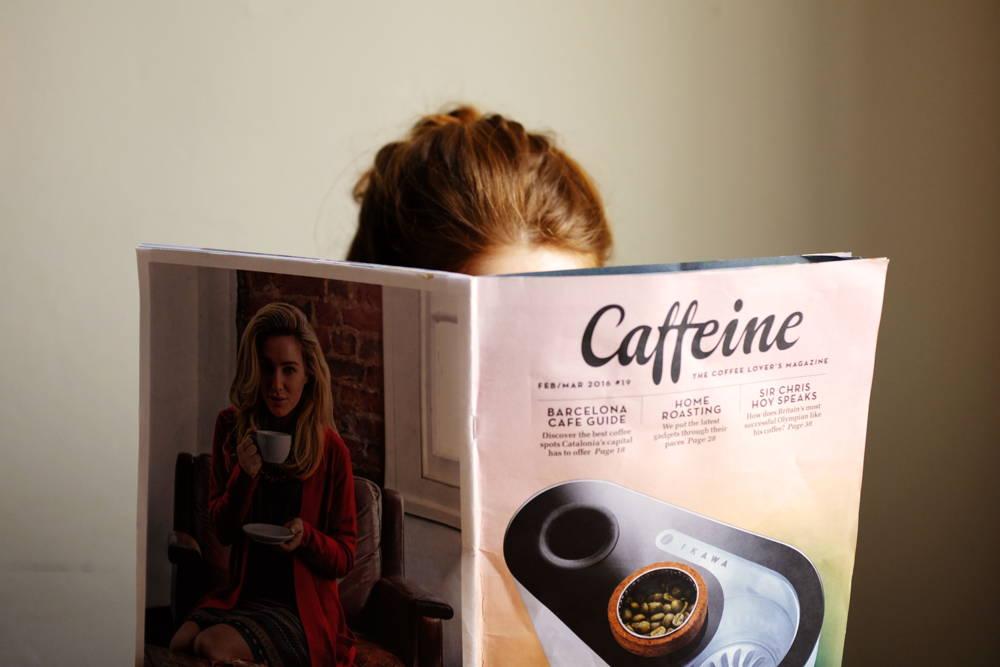 Coffeecircle testet verschiedene Kaffeemagazine