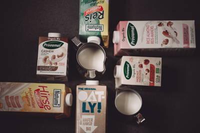 Kaffee ohne Kuhmilch: Milchsorten im Test