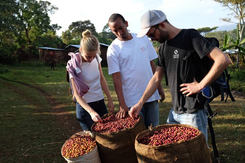 Unsere Reise in das Kaffeeland Äthiopien