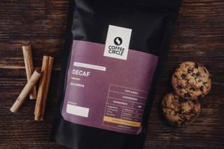 Der Geschmack des Decaf Espresso