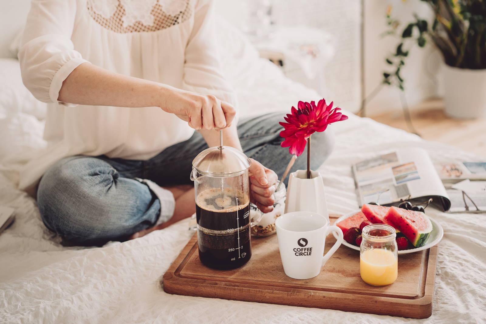 kaffee f r die french press online kaufen coffee circle. Black Bedroom Furniture Sets. Home Design Ideas