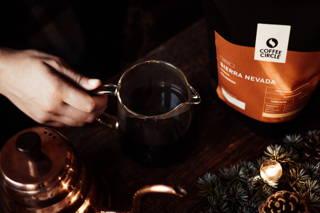 Sierra Nevada Espresso zu Weihnachten