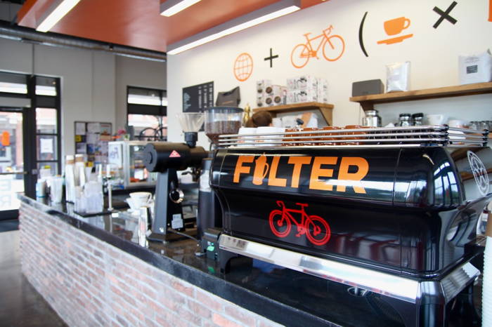 Filter Coffeehouse & Espresso Bar, Brookland