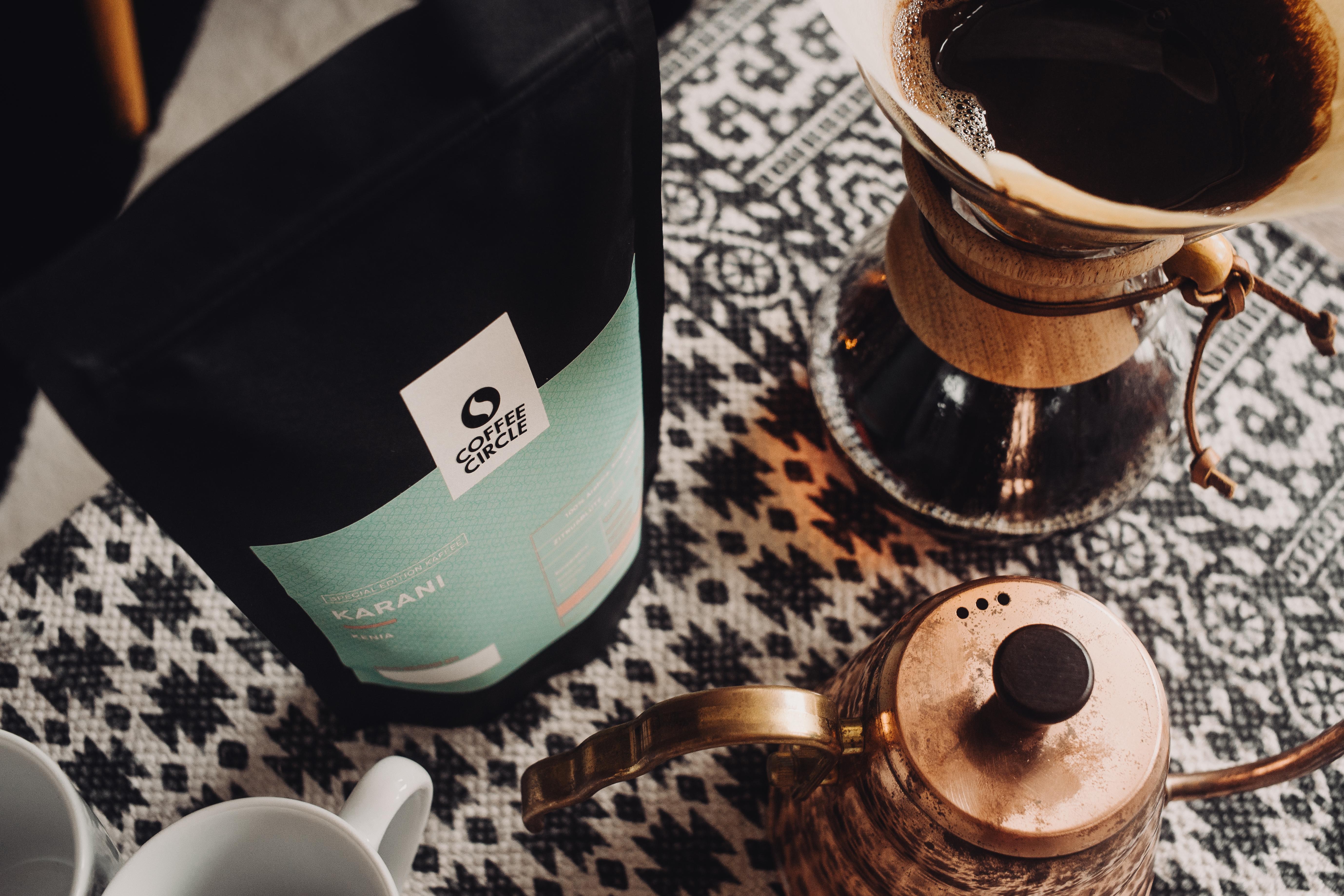 Unser Spezialitätenkaffee aus Kenia