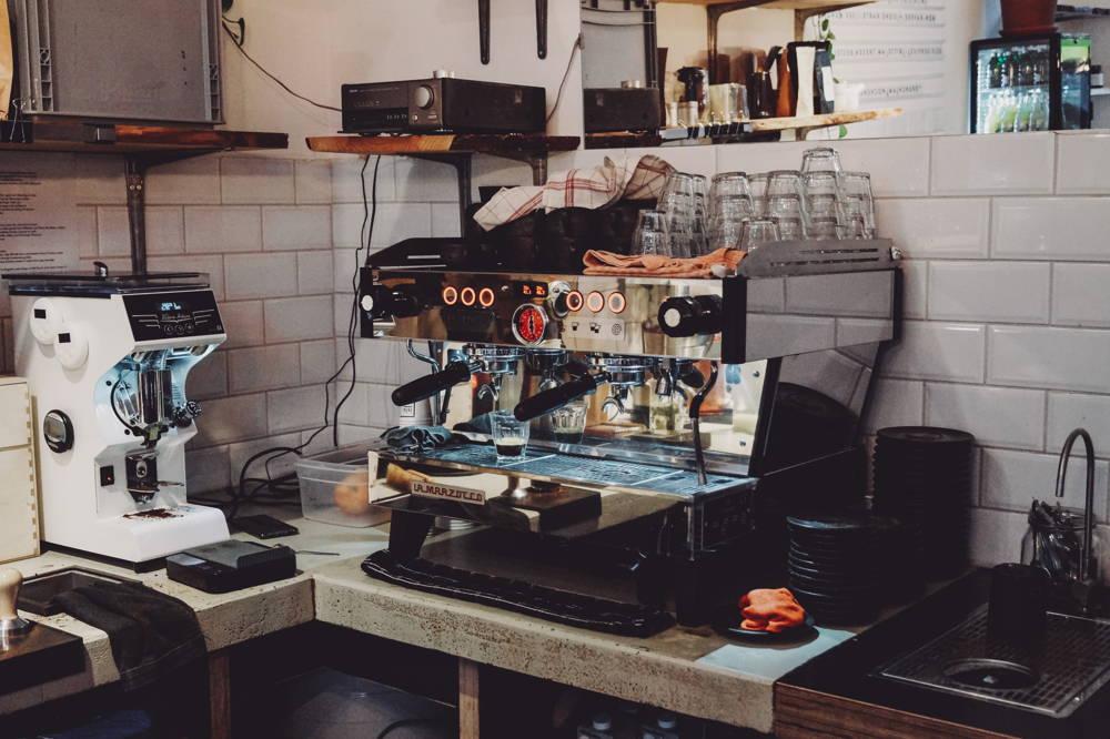 Maschinen Setup