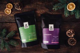 Kaffee Doppelpack Weihnachten