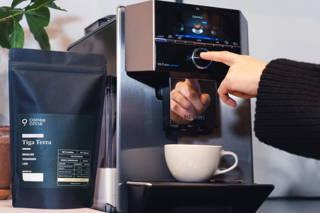 Tiga Terra Kaffee für Vollautomaten in der Siemens EQ 9 plus connect