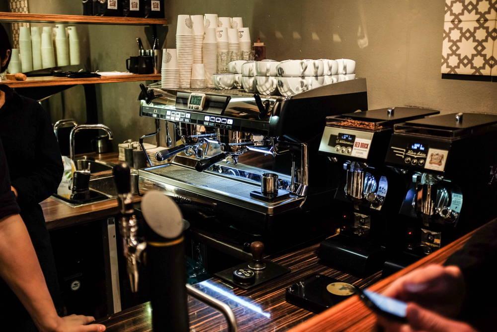 Espresso Setup
