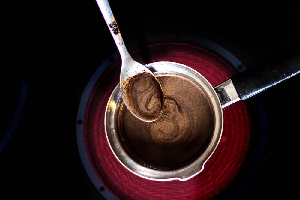 Coffeecircle probiert die Mokka Kaffeezubereitung