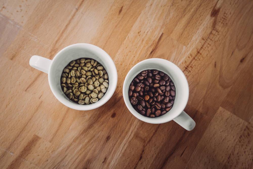 So kann man Kaffee auch zu Hause selber rösten