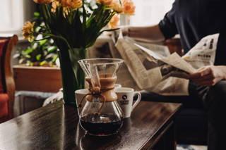 Filterkaffee aus der Chemex