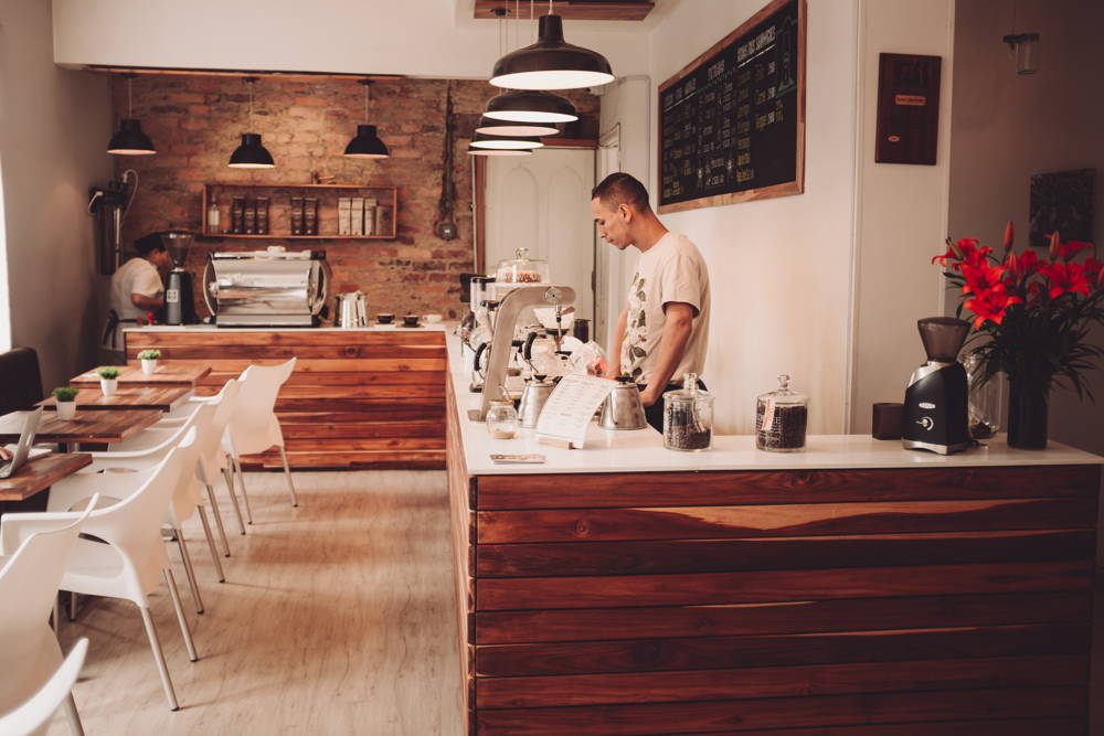 Coffee Guide für eine Reise nach Bogotá