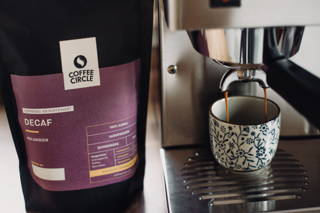 Decaf Espresso entkoffeiniert