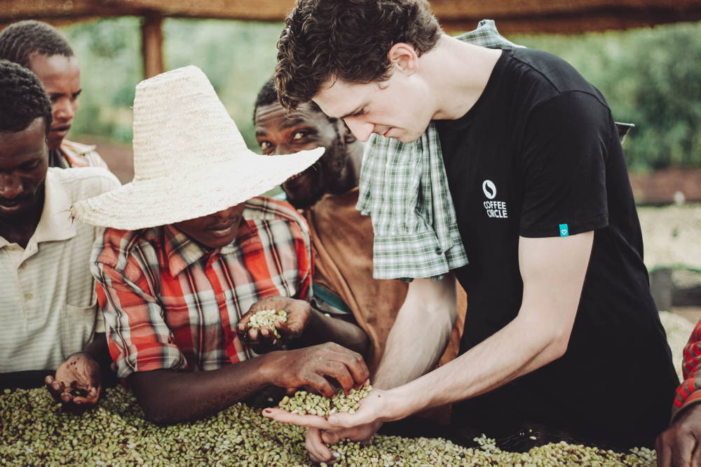2014: Bio-Zertifizierung für Doyo und Alaga Sekala (10.279 €)