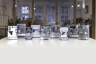 Espressomaschinen Test