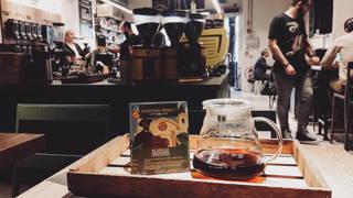 Filterkaffee im Coffee Island