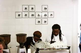 Espresso Lab Microroasters
