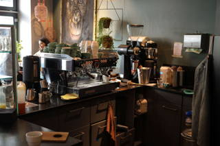 Commonground Kaffee Setup