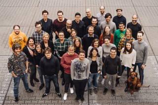 Das sind wir: Das Coffee Circle Team!