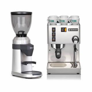 rancilio silvia e espressomaschine online kaufen coffee circle. Black Bedroom Furniture Sets. Home Design Ideas