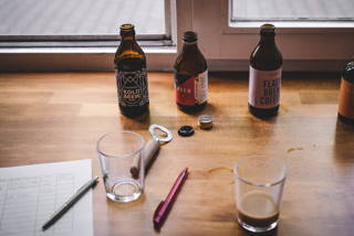 Bottled Cold Brew Test