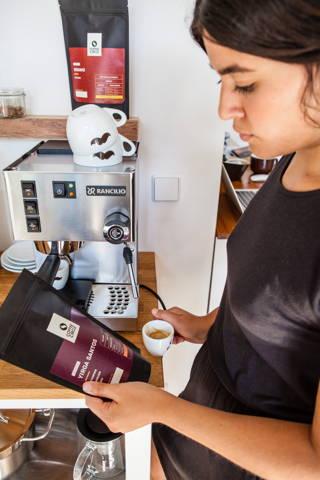 Bewahre deinen Kaffee gut verschlossen in seiner Verpackung auf