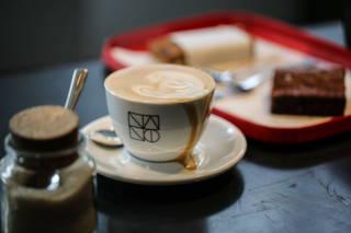 Cappuccino im Nano