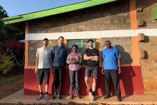 Kenia Projekt Thiririka FCS
