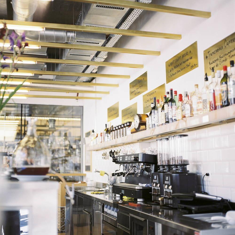 Das Colonial Café
