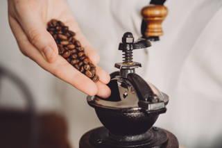 Kaffeebohnen, Coffeecircle