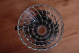 Der Glasfilter v60 von Hario