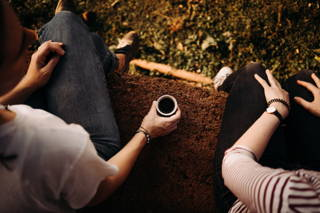 Kurze Kaffeepause