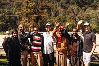 Hallo aus Äthiopien