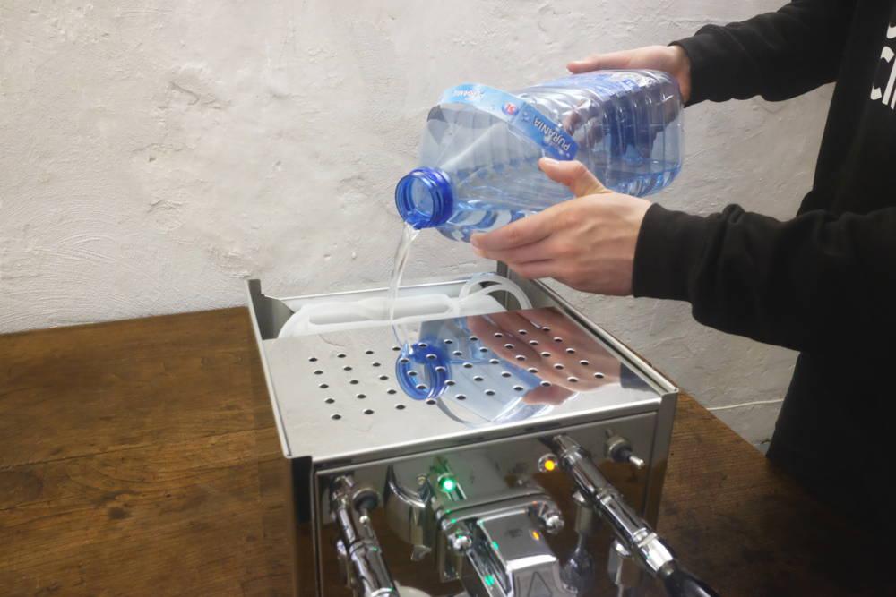 Bezzera BZ10 Wassertank