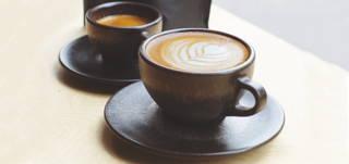 Kaffeeform. Tassen
