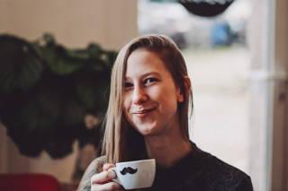 Sina im Hom Café